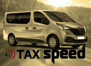 такси минивэн в Загорянский
